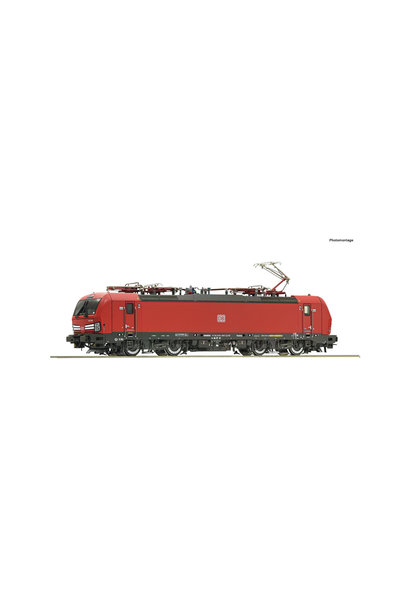 79933 E-Lok BR 193 DB-AG AC-Snd.