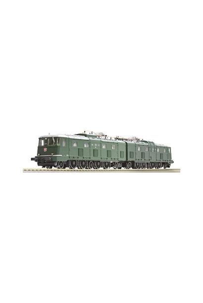 71814 Elektrische locomotief serie Ae 8/14 van de SBB DCC sound