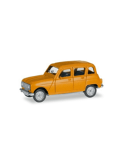 Herpa H20190-006 Renault R4, geel