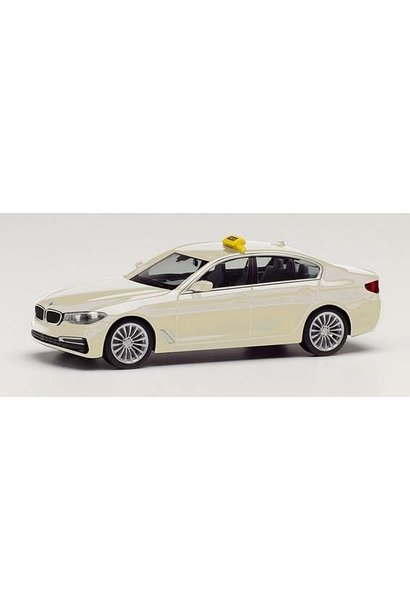 BMW 5 serie Taxi