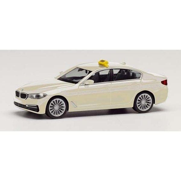 Herpa BMW 5 serie Taxi