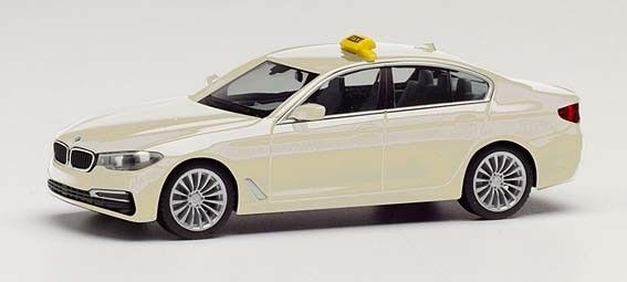 BMW 5 serie Taxi-1