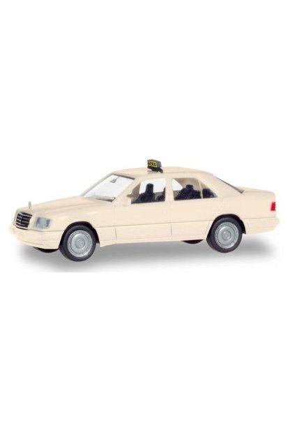 Herpa Mercedes Benz E taxi