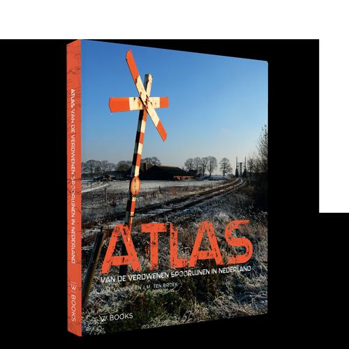 Atlas van de verdwenen spoorwegen in Nederland-1