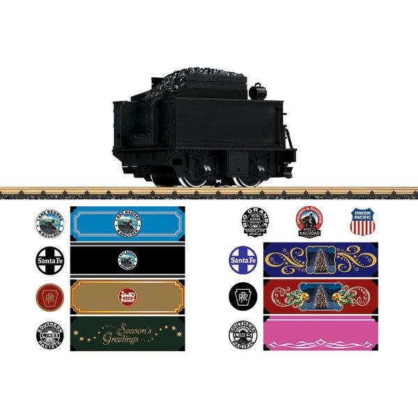 LGB 69576 Tender mit Sound USA