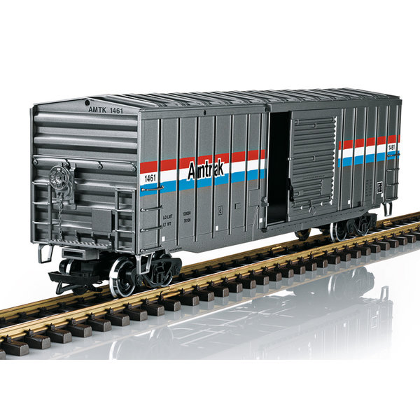 LGB 44931 Amtrak Materialwagen Phase II