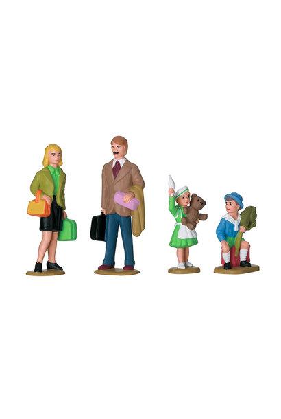 53004 Figurenset Familie