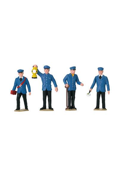53001 Figurenset Bahnpersonal Deuts