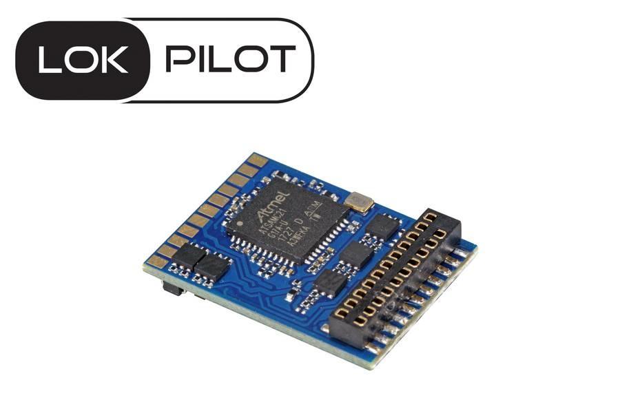 ESU 59649 LokPilot V5.0 NEM 660 21 MTC MKL-Trix-1