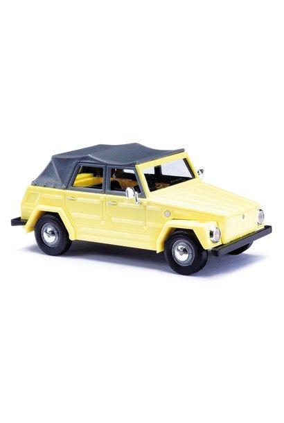 52701 VW 181 Kurierwagen Gelb