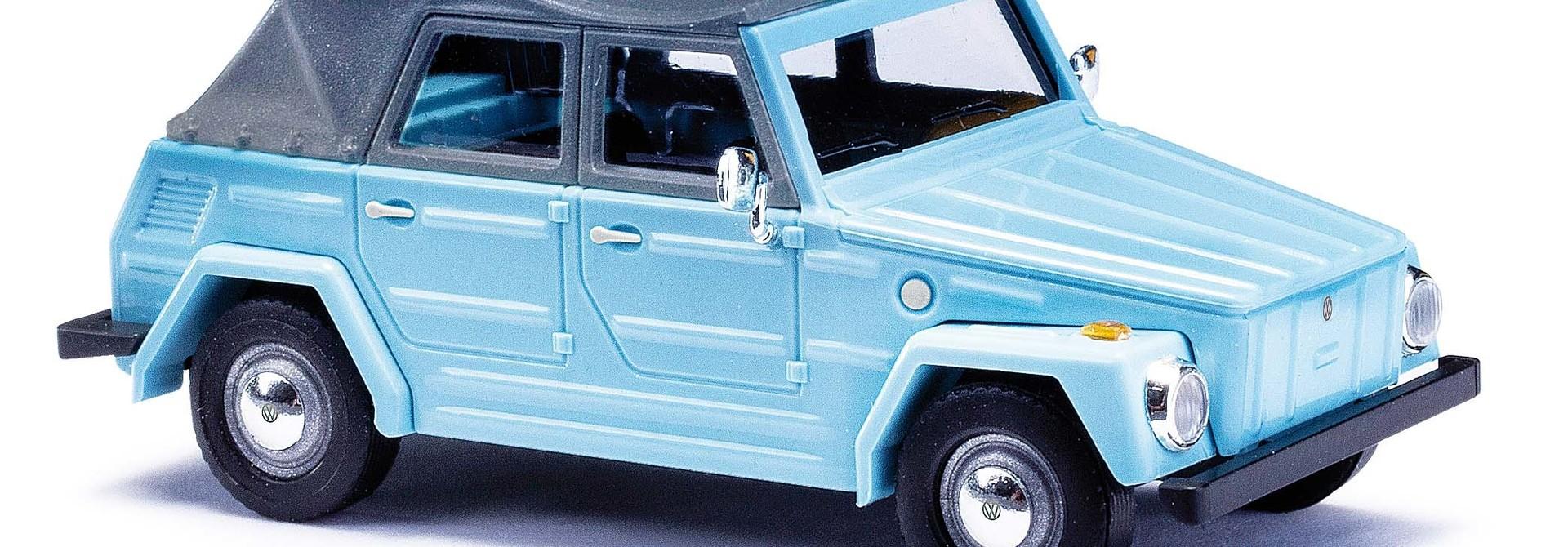 52702 VW 181 Kurierwagen Blau