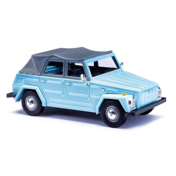 Busch 52702 VW 181 Kurierwagen Blau