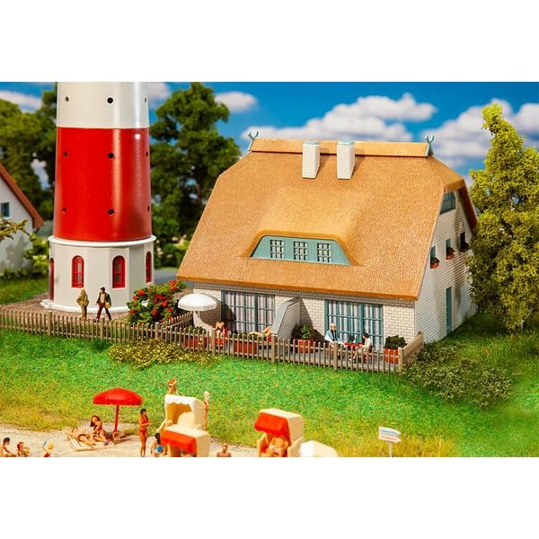 Faller 130675 Huis met rieten dak