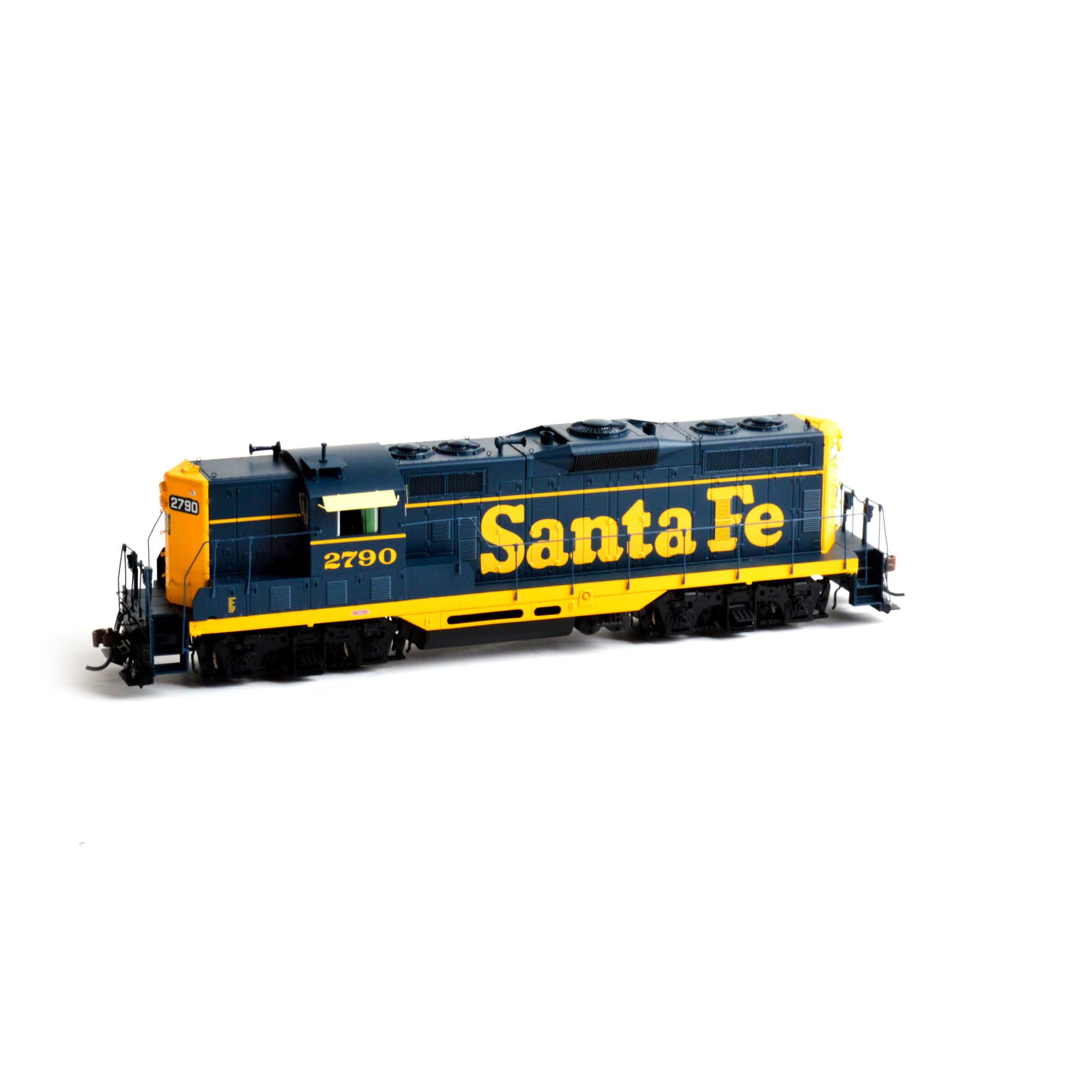 64249 Santa Fe GP7 diesellocomotief DCC sound-1