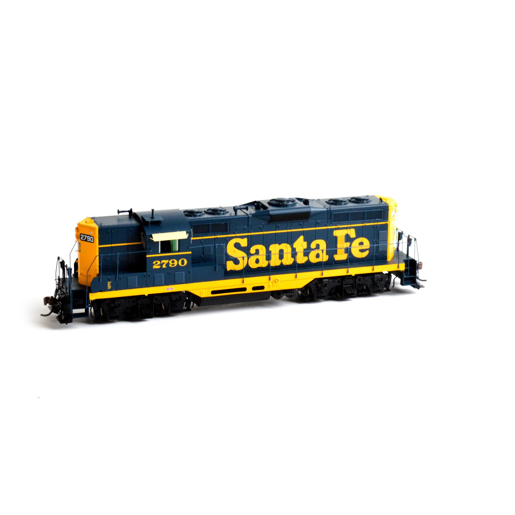 64249 Santa Fe GP7 diesellocomotief DCC sound-2