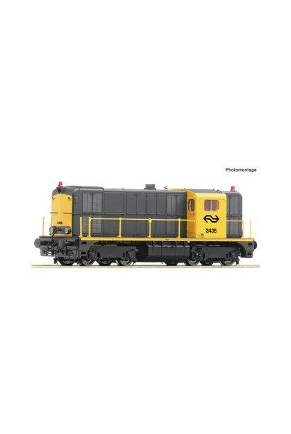 70789 Dieselloc serie 2400 NS DC