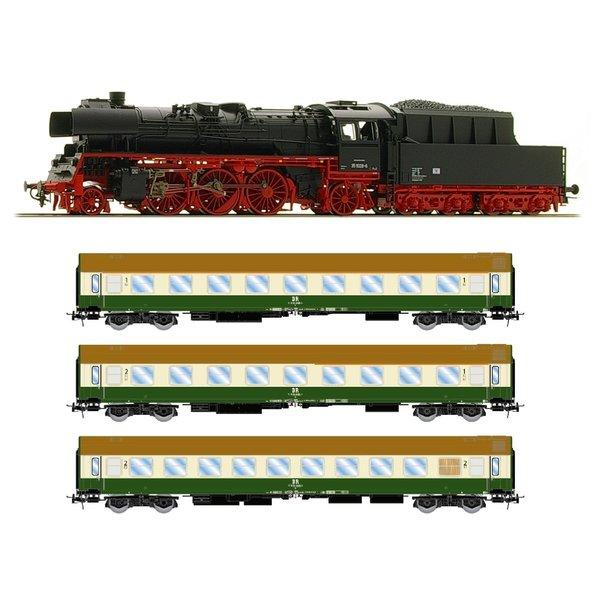 Roco Combi-set Reichsbahn DR ''Baureihe 35'' AC