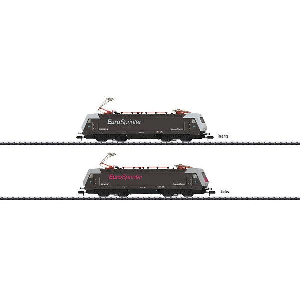 Trix 12329 Dispolok Eurosprinter