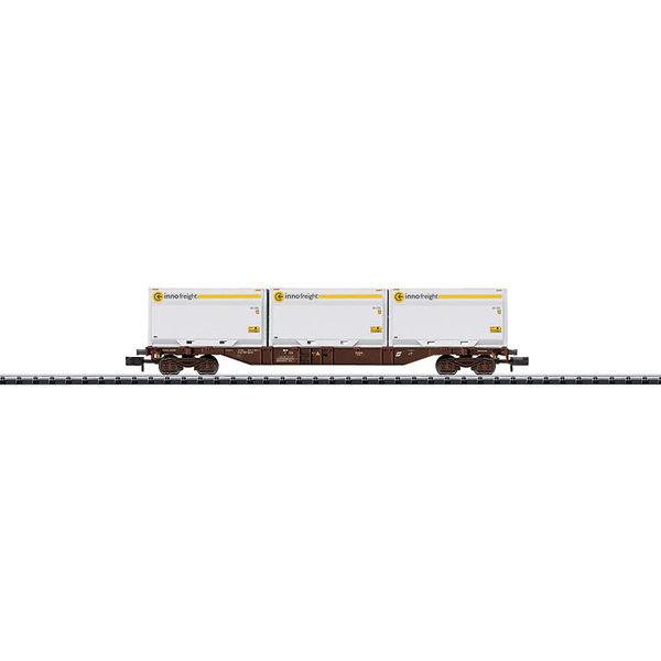 Trix 15520 Containerwagen ÖBB