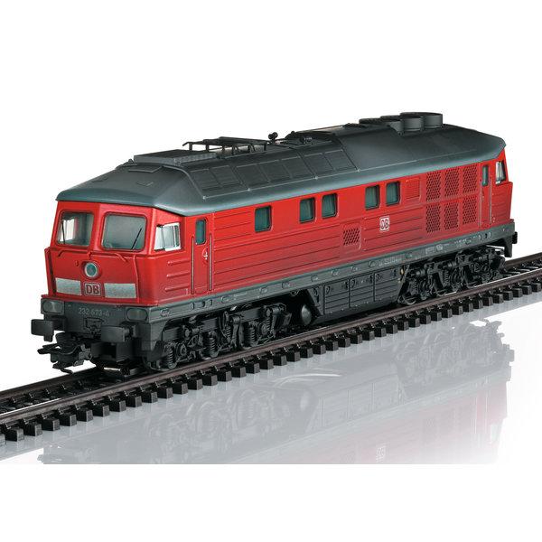 Märklin 36433 Diesellok BR 232 DB Cargo met rook