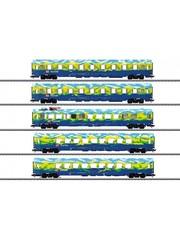 Märklin 43878 Personenwagen-Set Touristik-Zug