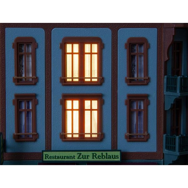 Faller 180678 LED verlichting voor gebouwen met aansturing