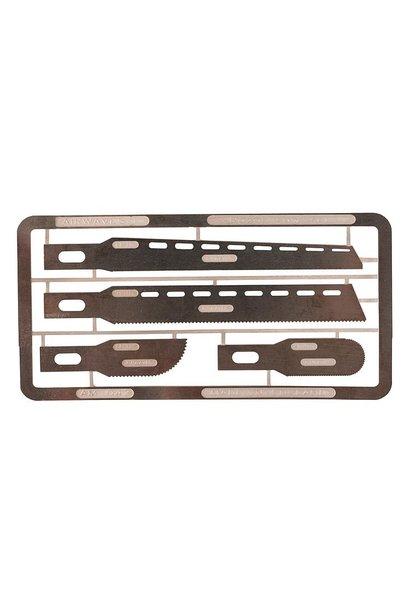 170539 Sägeblätter-Set für Bastelmesser