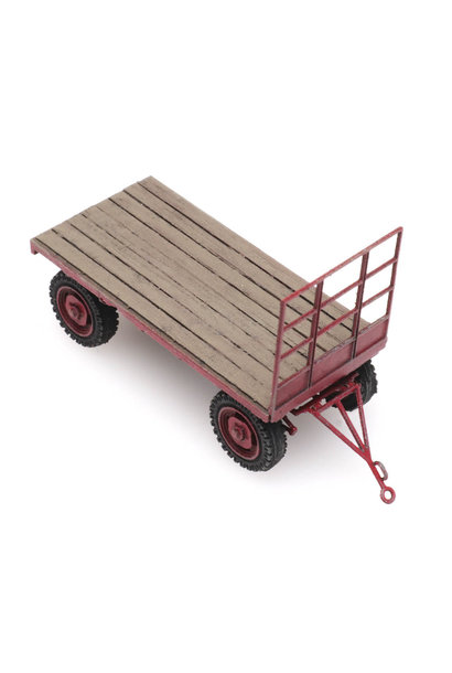 387.426 Platte landbouwwagen
