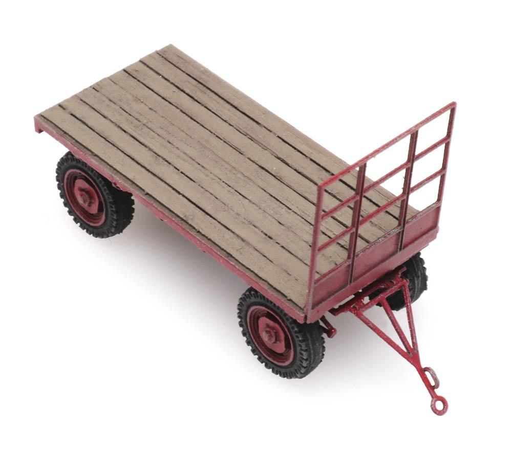 387.426 Platte landbouwwagen-1