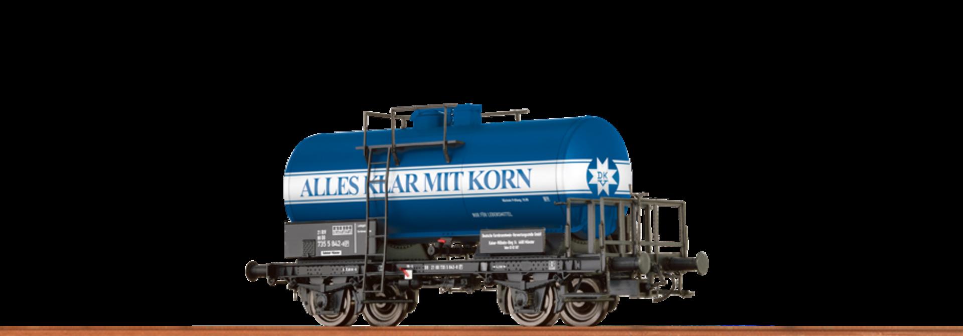"""49212 Kesselwagen """"alles klar mit korn"""""""