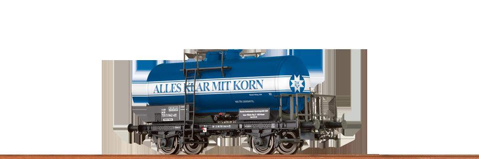"""49212 Kesselwagen """"alles klar mit korn""""-1"""