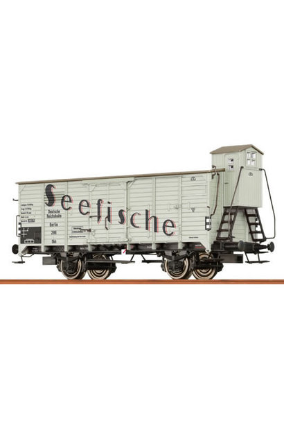 "48284 Wärmeschutzwagen ""Seefische"""
