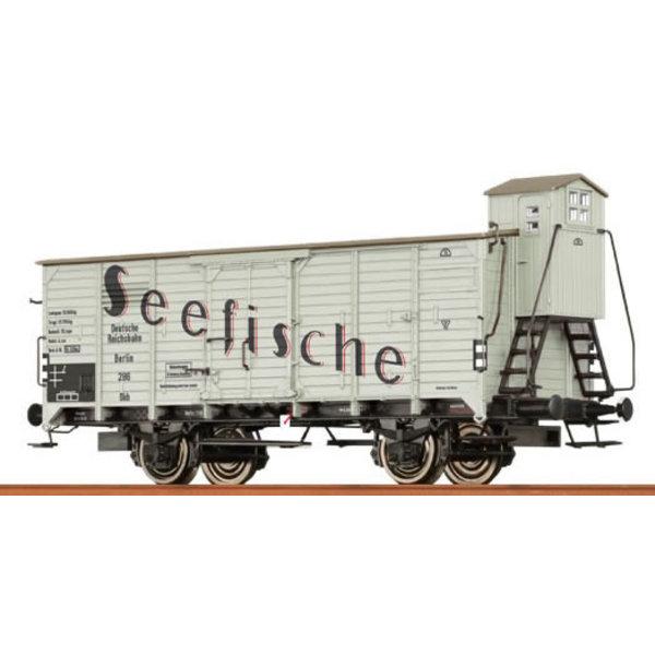 "Brawa 48284 Wärmeschutzwagen ""Seefische"""