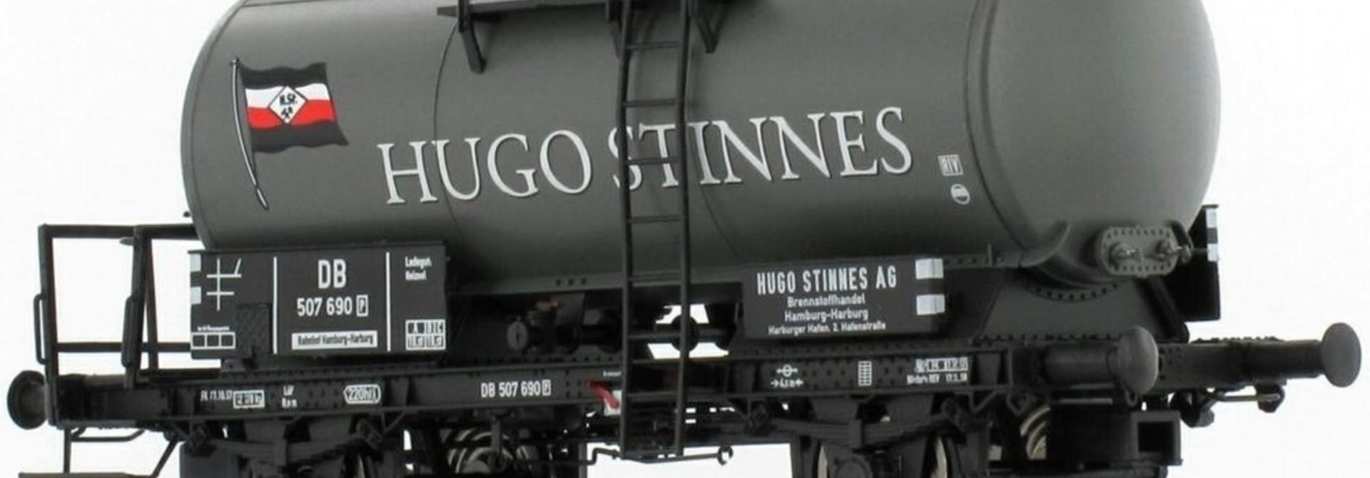 49202 Kesselwagen Hugo Stinnes