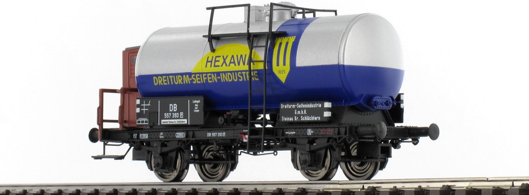 """48897 Kesselwagen """"Hexawa"""" DB-1"""