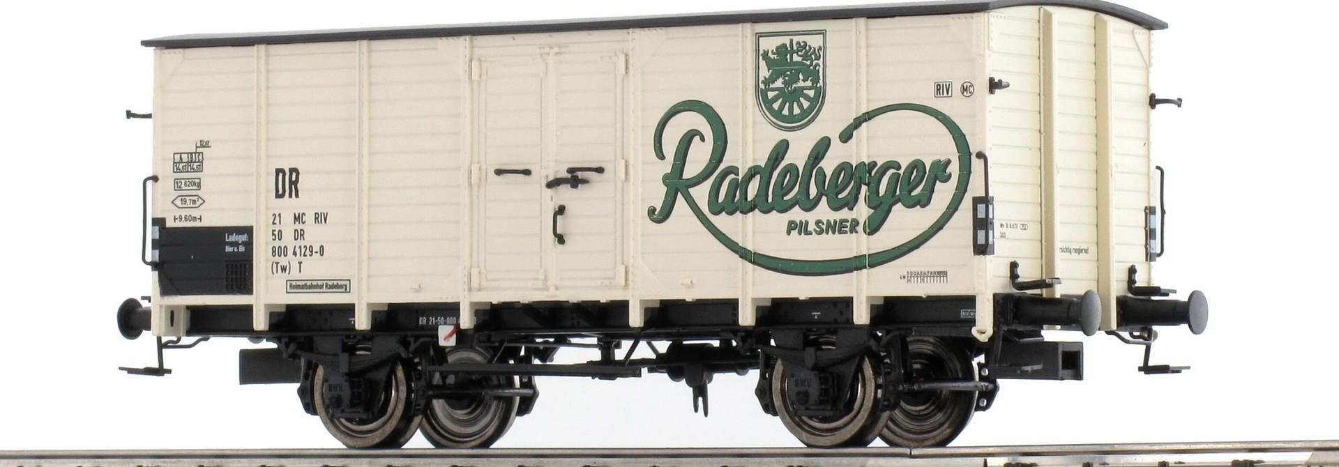 49046 Bierwagen Radeberger