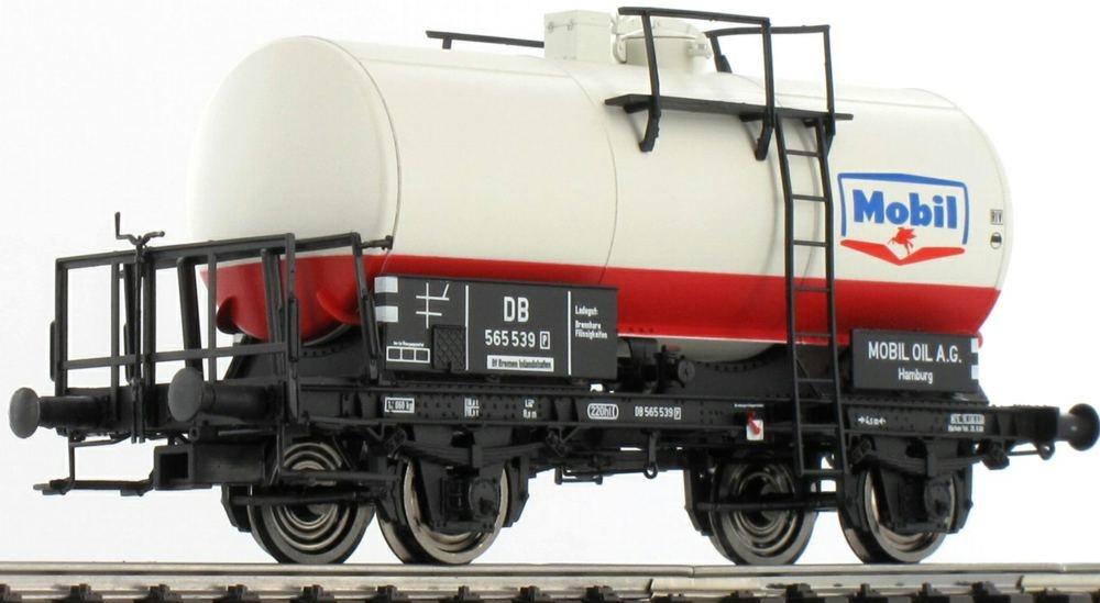 49203 Kesselwagen Mobil-1