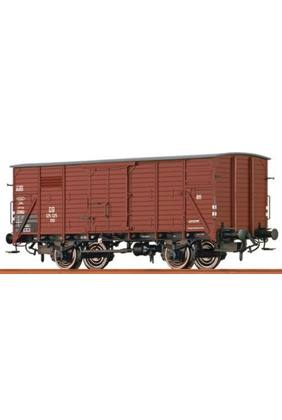 49085 Güterwagen G10 DB 125 325 Ep. III