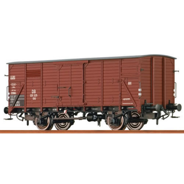 Brawa 49085 Güterwagen G10 DB 125 325 Ep. III