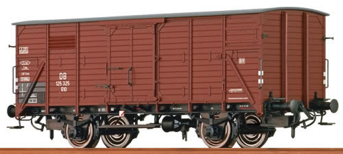 49085 Güterwagen G10 DB 125 325 Ep. III-1