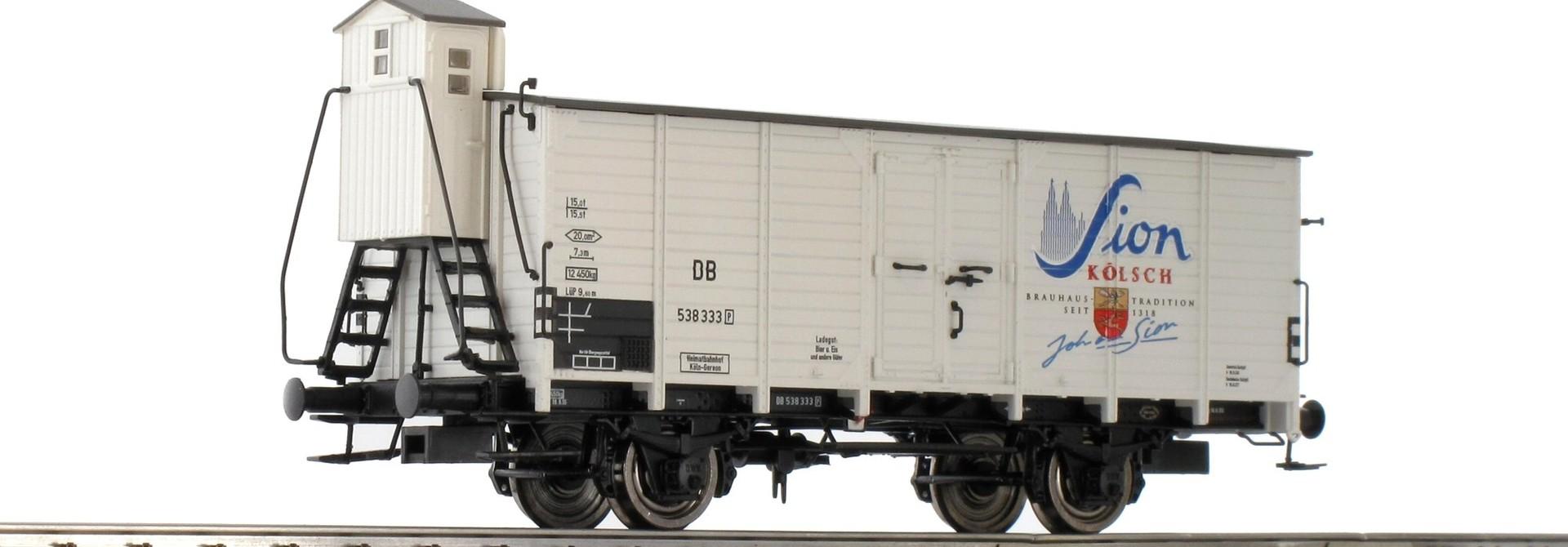 49039 Bierwagen G10 Kolsch