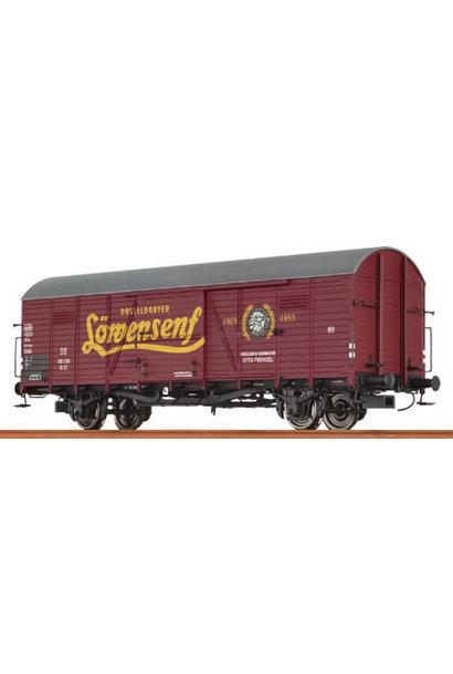 48713 Guterwagen Lowensenf