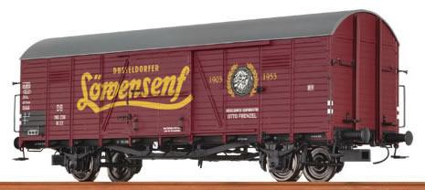 48713 Guterwagen Lowensenf-1