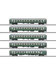 Märklin 43935 sneltreinrijtuigen-set 1 D96 voor de V 320