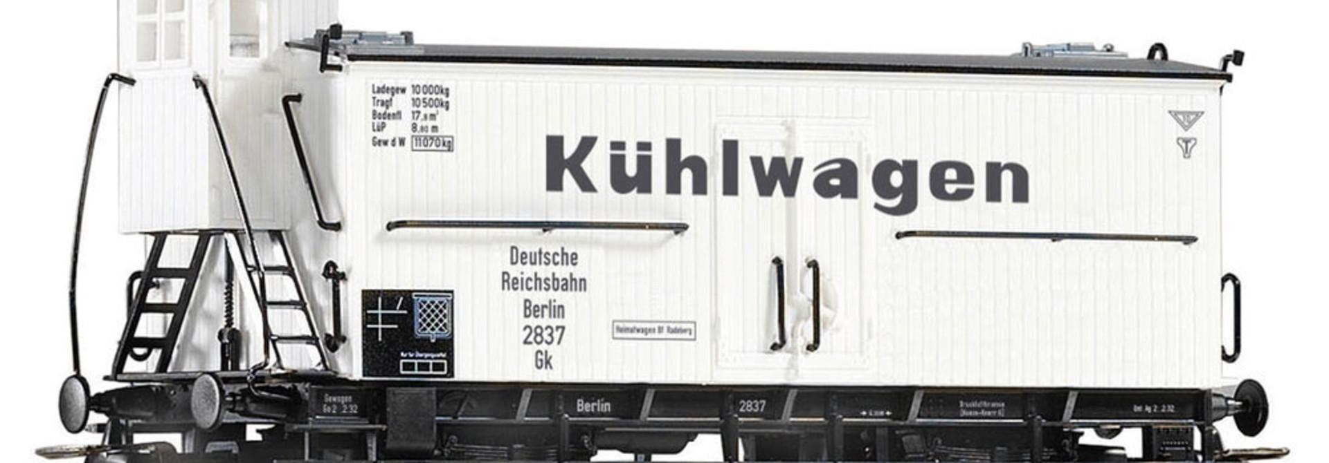 54719 Kühlwagen Gk, DRG.