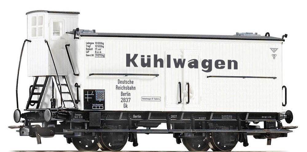 54719 Kühlwagen Gk, DRG.-1