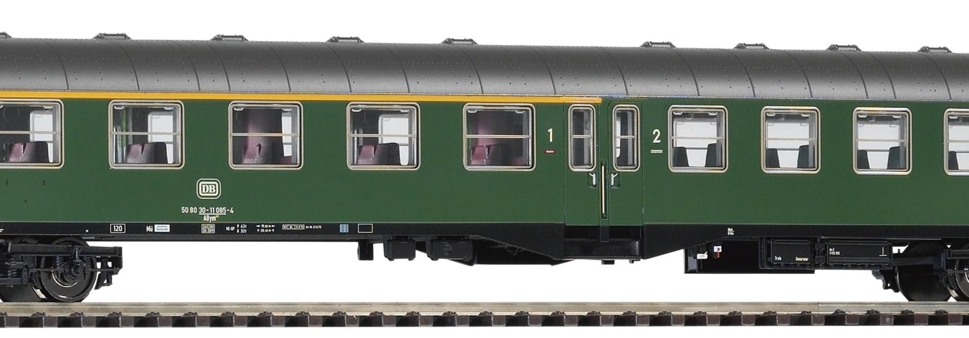 59681 Mitteleinstiegswagen 1/2. Kl