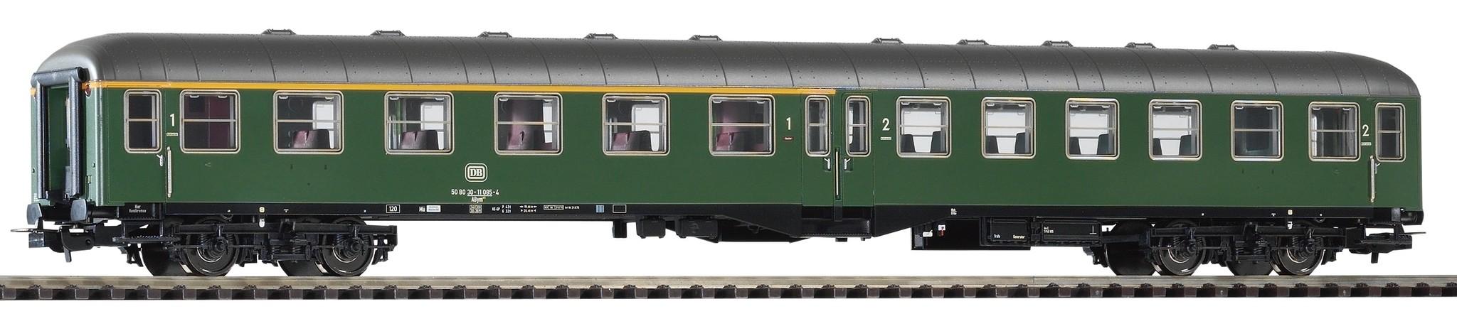59681 Mitteleinstiegswagen 1/2. Kl-1