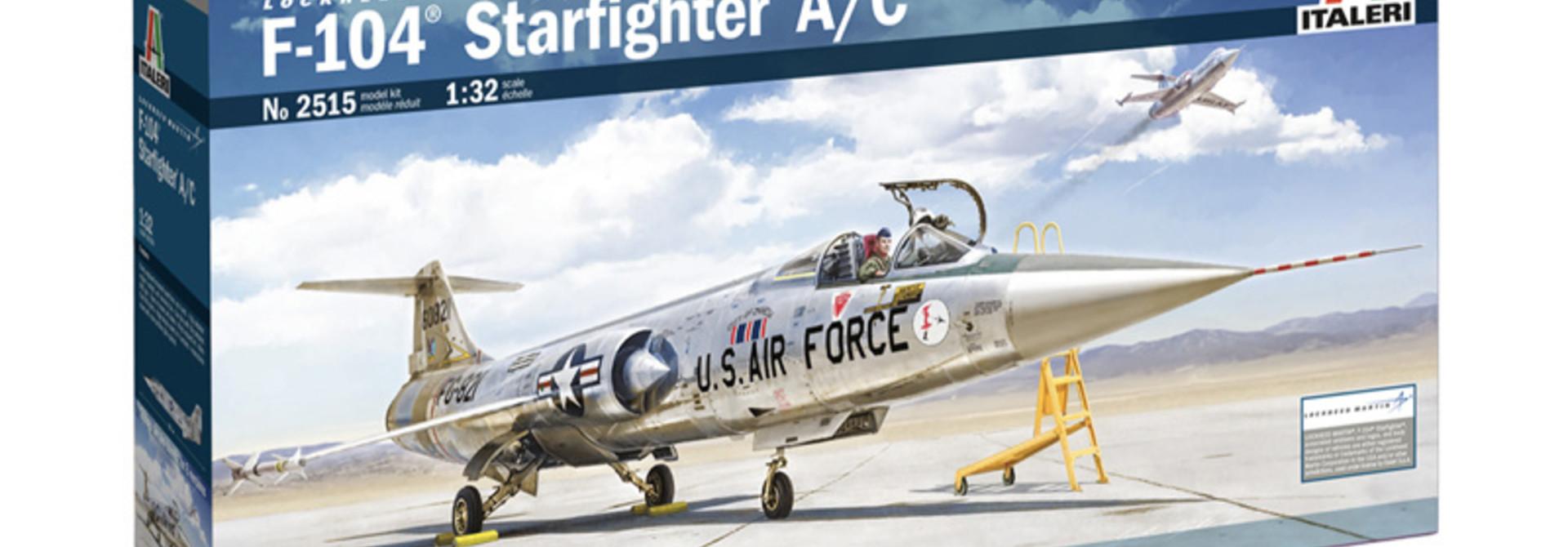 1:32 F-104 Starfighter