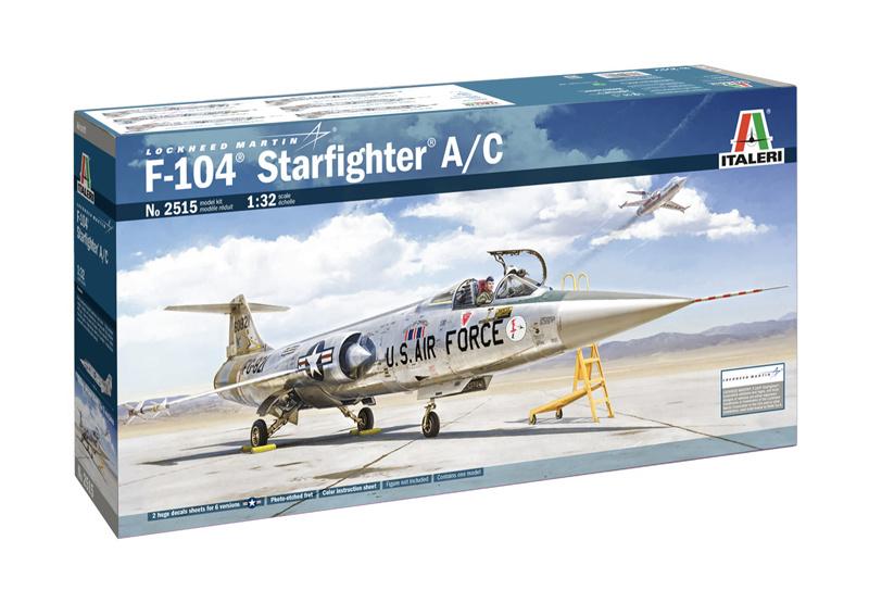 1:32 F-104 Starfighter-1
